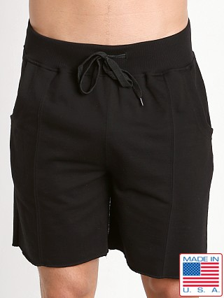 LASC Sturdy Pocket Workout Short Black