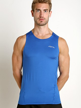 Private Structure BeFit Slinky Fitted Tank Top Royal