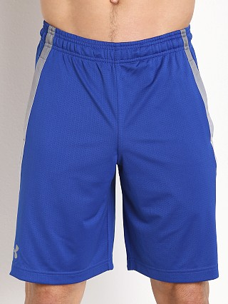 "Under Armour 10"" Tech Mesh Short Royal/Steel"