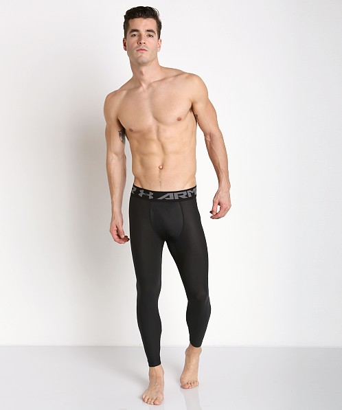 Under Armour Heatgear 2.0 3/4 Compression Legging Black/Graphite