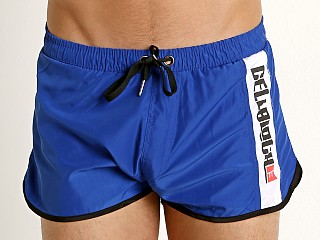 Cell Block 13 Thirteen Silky Short Blue