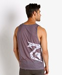 Nasty Pig Windshear Snout Tank Top Grey, view 4
