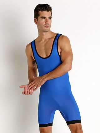 You may also like: Matman Hi-Cut Reversible Wrestling Singlet Red/Royal