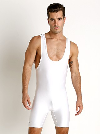 You may also like: Matman Heavyweight Lycra Wrestling Singlet White