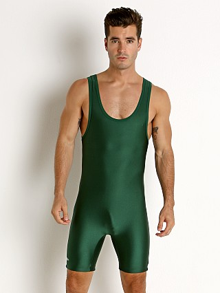 You may also like: Matman Solid Lycra Wrestling Singlet Dark Green