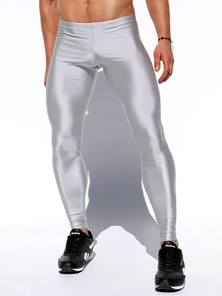 You may also like: Rufskin Lunge Metallic Shine Nylon Sport Leggings Silver