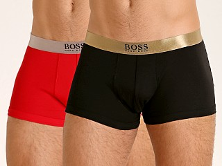 You may also like: Hugo Boss Limited Edition Gift Giving Trunks 2-Pack Black/Red