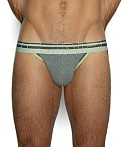 C-IN2 Zen Jock Jason Grey Heather, view 2