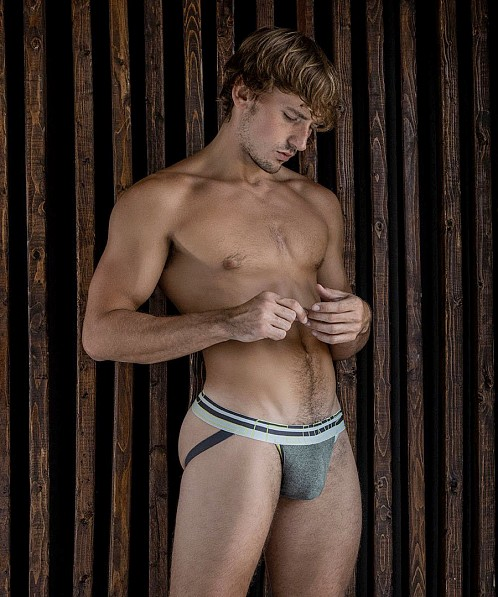 C-IN2 Zen Jock Jason Grey Heather