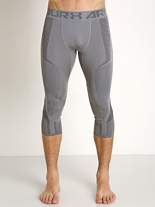 Under Armour Seamless Mesh Panel 3/4 Tights Zinc Grey