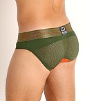 2EROS NYX Mesh Panel Brief Deep Jungle, view 4