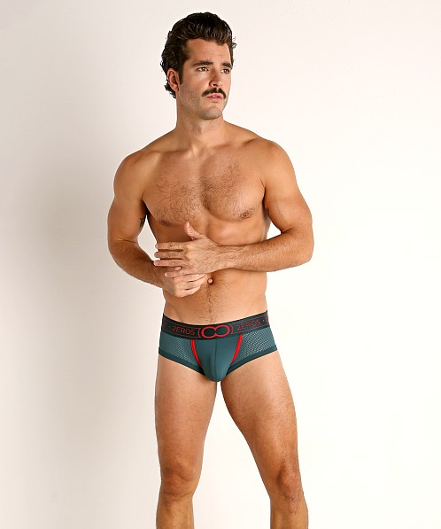 2EROS Tatarus Mesh Panel Trunk Deep Abyss Blue