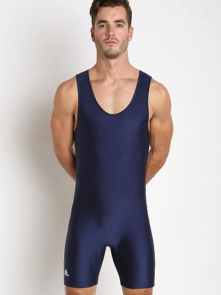You may also like: Adidas Solid Wrestling Singlet Navy