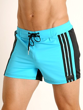 You may also like: Sauvage Retro Stripes Swim Trunk Turquoise/Black