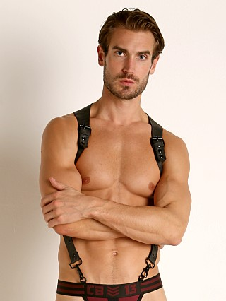 Cell Block 13 Cyclone Harness Black
