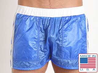 Pistol Pete Skydive Onion Skin Nylon Short Royal