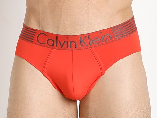 Calvin Klein Iron Strength Hip Brief Ryan Red