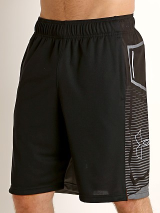 Under Armour Baseline Practice Short Black/Pitch Gray