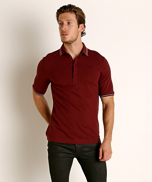 G-Star Correct Slim Polo Port Red