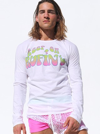 c03c667b3d8fc Men s White Rufskin T-Shirts On Sale at International Jock