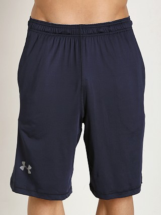 "Under Armour 10"" Pocketed Raid Short Midnight Navy"