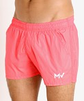 Modus Vivendi Corn Pique Swim Shorts Watermelon, view 3