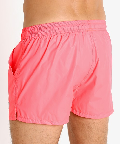 Modus Vivendi Corn Pique Swim Shorts Watermelon