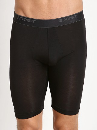 2xist 24 Collection Modal Boxer Brief Black
