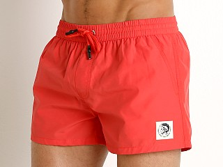 Diesel Caybay Short Swim Shorts Berry Red
