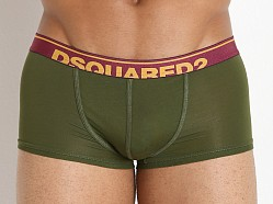 DSQUARED Winter Micromodal Trunk Military