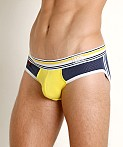Jack Adams Air Pack Up Pouch Brief Navy, view 3