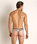 Gregg Homme Renegade Thong White, view 2