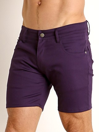 You may also like: LASC Cotton Twill 5-Pocket Shorts Eggplant