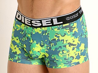 Diesel Motion Division 55-D Trunk Camouflage Green