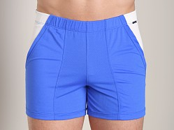 Tulio Color Block Dry Fit Short Royal