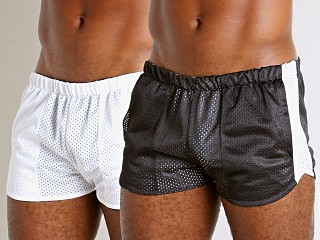 You may also like: LASC Reversible Athletic Mesh Shorts Black/White