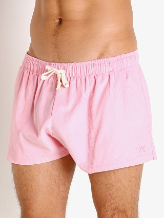 Complete the look: LASC Lightweight Corduroy Shorts Pink