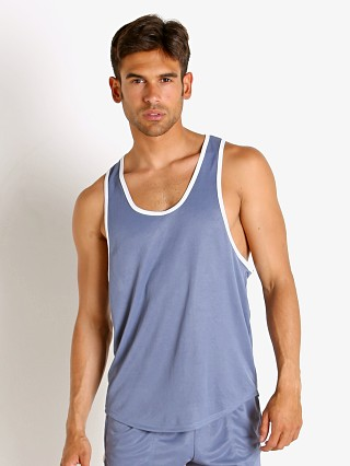 Complete the look: LASC Matte Jersey Tank Top Denim