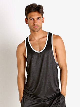 Complete the look: LASC Matte Jersey Tank Top Black