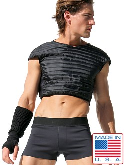 Rufskin Igloo Quilted Sport Top Black