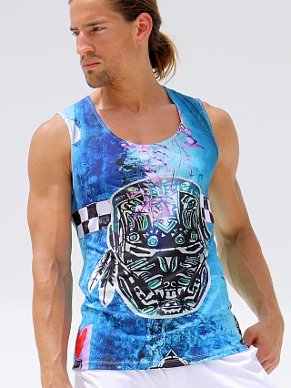 Rufskin Indiano Sport Tank Top Sublimation Print