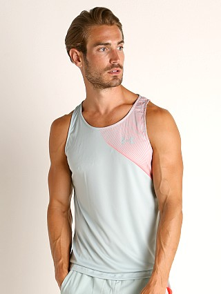Under Armour Qualifier Iso-Chill Runner's Tank Top Enamel