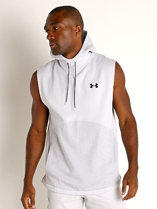 You may also like: Under Armour Double Knit Sleeveless Hoodie Halo Gray/Black