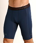 Under Armour HeatGear Rush 2.0 Compression Short Academy, view 3