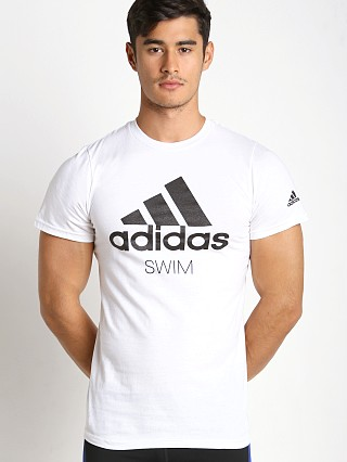 Adidas Swim Team T-Shirt White
