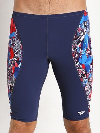 Speedo Race Space Jammer Red/White/Blue