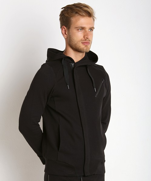 2xist Movement Moto Jacket Black
