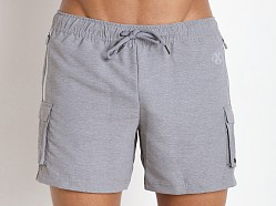 2xist Transcendence Soft-Touch Camper Cargo Short Grey