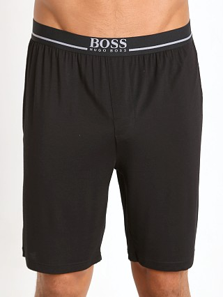 Hugo Boss Comfort Lounge Shorts Black