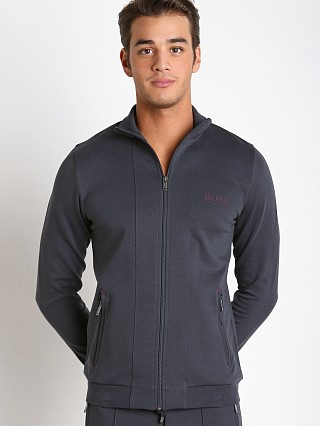 Hugo Boss Zipper Jacket Dark Blue